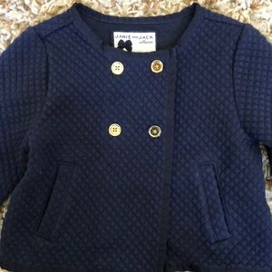 Janie and Jack light sweater